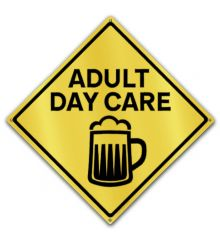 Adult Day Care- Beer