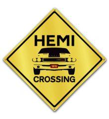 Hemi Crossing