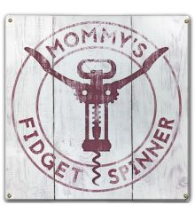 Mommy's Fidget Spinner- Distressed