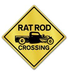 Rat Rod Crossing
