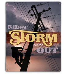 Ridin' the Storm Out