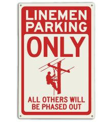 Lineman Parking Phased Out (Red)