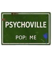 Psychoville Pop: Me