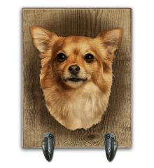 Long Haired Chihuahua Leash Holder