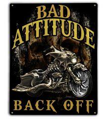 Bad Attitude Evil Bones