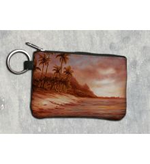 Bali Hai Keychain Wallet