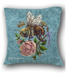 Bee Love Pillow