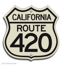 Route 420 - CA