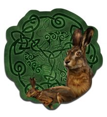 Celtic Hare 24