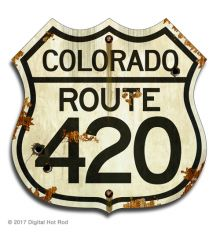 Route 420 - CO
