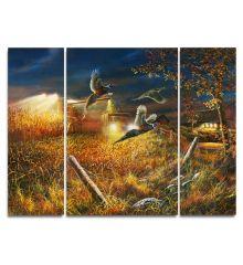 Field of Dreams Triptych