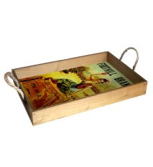Foothill Brand 12X18 Wood Serving Tray