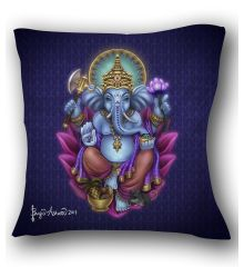 Ganesha Pillow