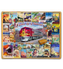 Golden Age Of Railroads