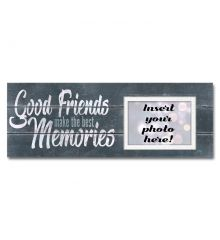 Good Friends Sentimental Photo Frame
