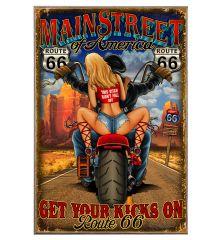Main Street of America-Ride Hard