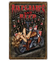 Bikes Babes and Beer