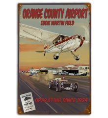 Orange County Airport 12x18