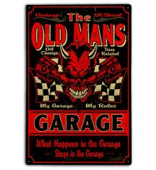 Old Mans Garage