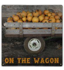 On the Wagon