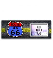 Route US 66 Sentimental Photo Frame