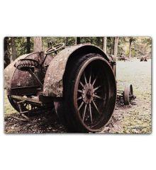 Rusted Big Wheels