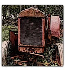 Rusted Tractor McCormick-Deering