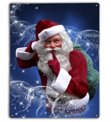 Santa Sneak