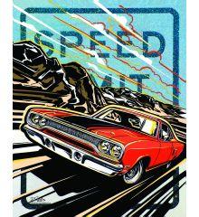 Sin Customs- 1970 Plymouth Road Runner 12x15