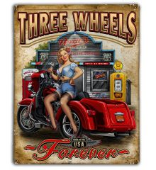 Three Wheels