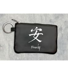 Tranquility Keychain Wallet