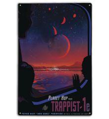 Visit Trappist-1e