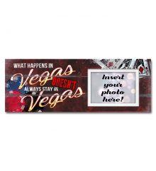 Vegas Sentimental Photo Frame
