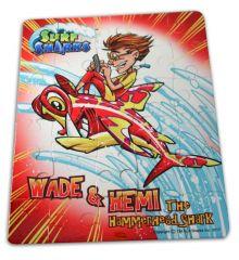 Surf Sharks Wade & Hemi 30pc Puzzle Gift Set
