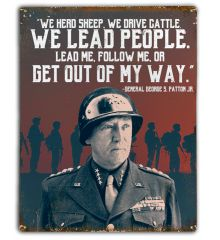 Patton: We Lead People