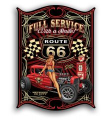 Full Service with a Smile - RT 66