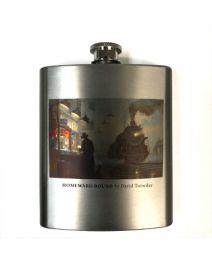 Homeward Bound 8oz Stainless Steel Flask