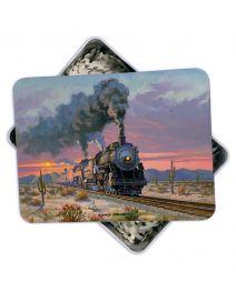 Sunset Limited 500pc Puzzle & Tin Gift Set