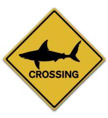 Shark Crossing