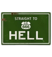 Straight to Hell