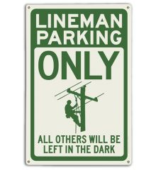 Lineman Parking (Green)