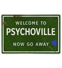 Welcome to Psychoville