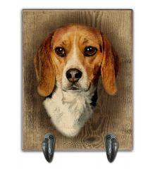 Beagle Leash Holder
