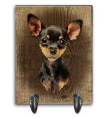 Chihuahua Leash Holder