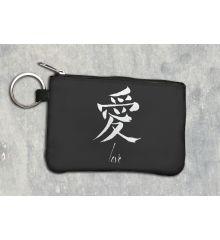 Love Keychain Wallet