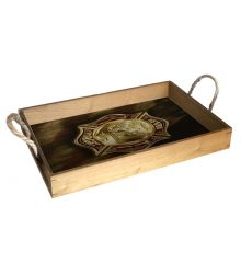 Colors of Remembrance 12X18 Wood Serving Tray