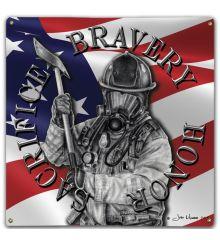 Bravery Honor