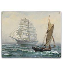 Encounter at Sea