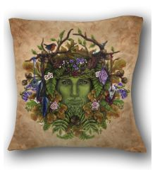 Greenman Pillow