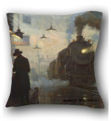 Homeward Bound Pillow
